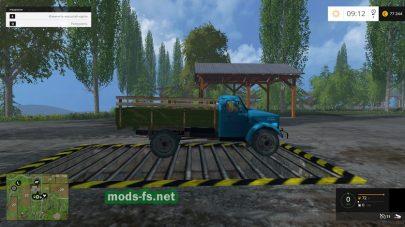 Старый Газон для Фермер Симулятор 2015