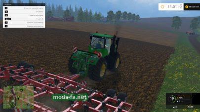 Лучший мод трактора John Deere
