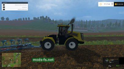 Мод трактора «Кировец» К-9450
