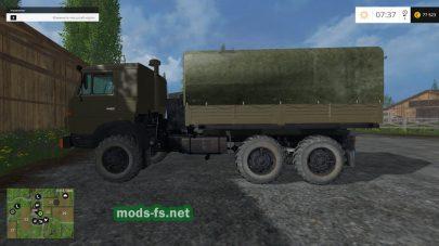 КамАЗ-43114 для фермы