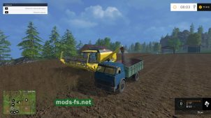 Мод МАЗ-500 для Farming Simulator 2015