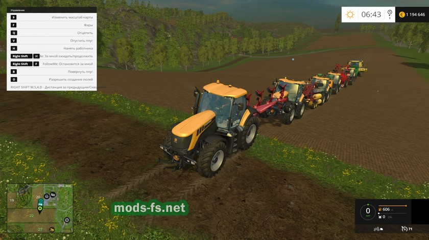 скачать farming simulator 2015 мод