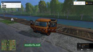 Мод УАЗ-452Д для фермы