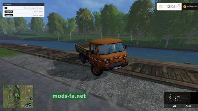 Мод УАЗ-452Д