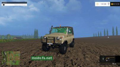 УАЗ-469 для фермы