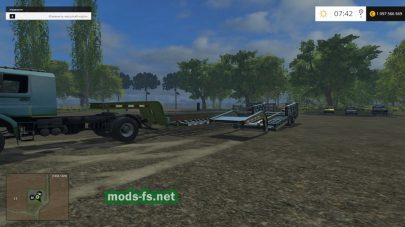 TRAILTECH CT220TT & CT3200 для FS 2015