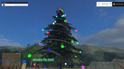 Мод «Christmas tree»