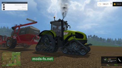 CLAAS AXION 950 для FS 2015