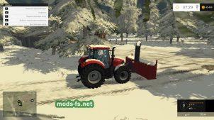 Зимний трактор для FS 2015