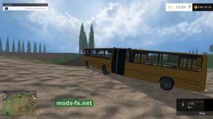 Мод автобуса Икарус-280