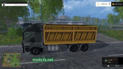 kamaz 5490 truck v1.0
