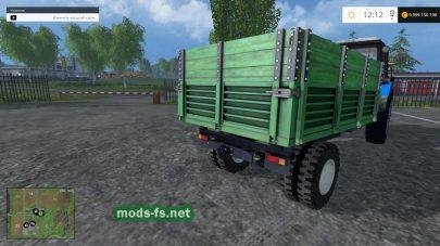 Прицеп для фермы
