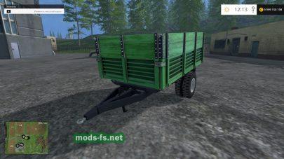 Прицеп «Kamionska Prikolic»