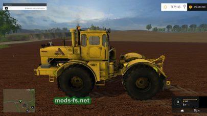 Kirovets K-700A v2