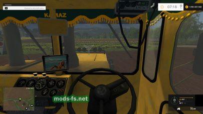 Мод трактора Kirovets для FS 2015