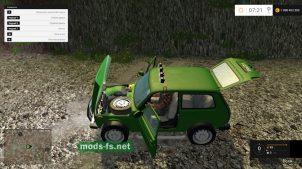 Мод ВАЗ-2121 «Нива»