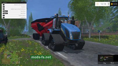 New Holland T9.700 для FS 2015