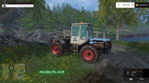 Трактор Skoda 180