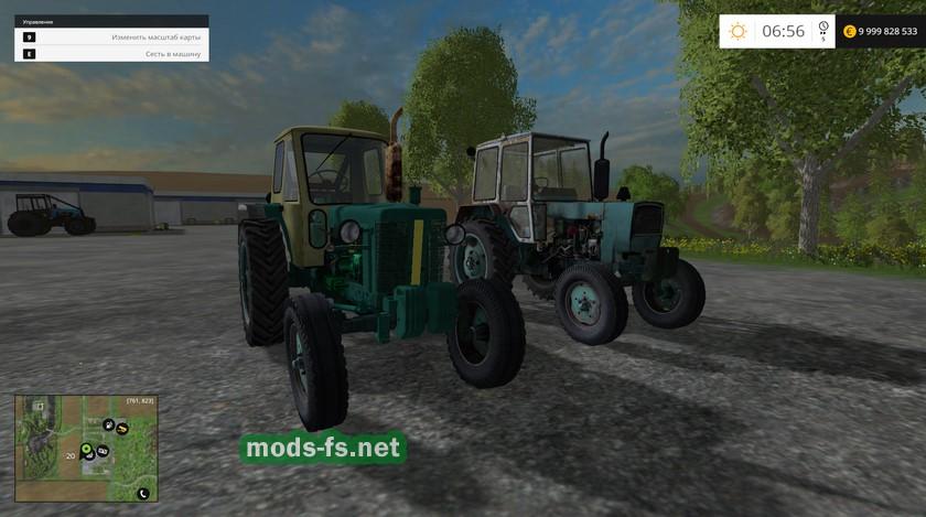 скачать моды для Farming Simulator 2015 юмз пак - фото 9