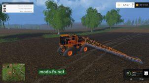Мод опрыскивателя для фермы