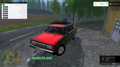 ВАЗ-2105 для фермы