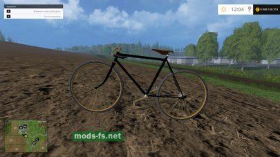 Велосипед для фермы