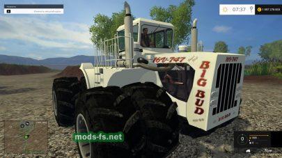 Мод Big Bud 16V