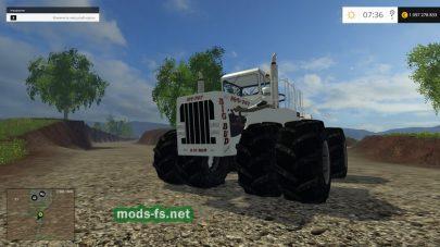 Big Bud 16V