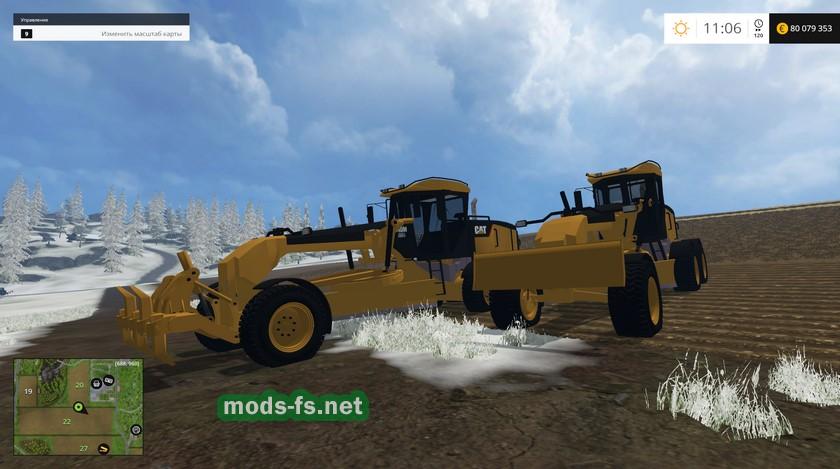 Симулятор автогрейдера игра скачать