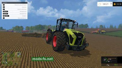 Мощный трактор для Фермер Симулятор 2015