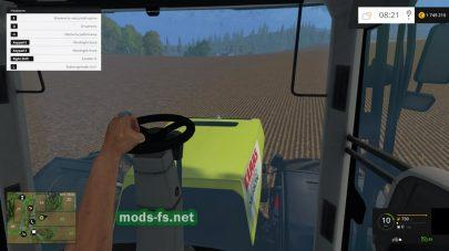 Трактор CLAAS Xerion 4500
