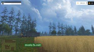 Природа на карте Медведево