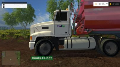 Mack FedEx
