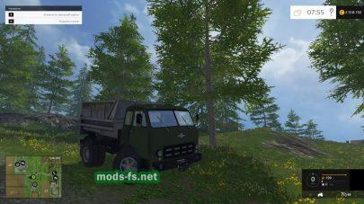 Мод МАЗ-500