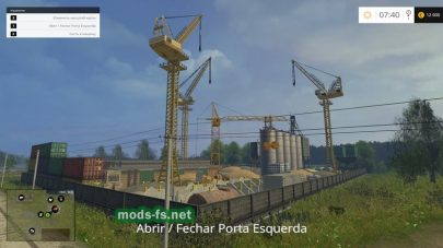 Варваровка Edit Hard Work для Farming Simulator 2015