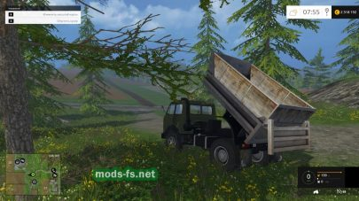 Фото: модификация МАЗ-500