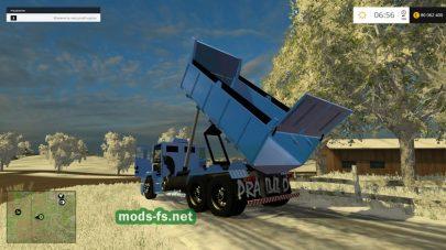 Самосвал MERCEDES-BENZ L-1620 BUCKET