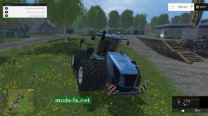 Мод трактора NEW HOLLAND T9.560