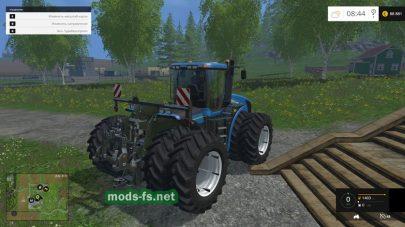 Трактор Мод трактора NEW HOLLAND T9.560 для FS 2015
