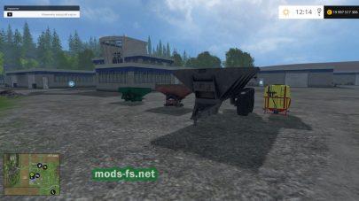 Техника для внесения удобрений на ферме