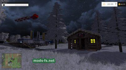 Placeable Animated Santa Claus