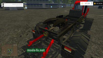 Трактор XT2268 для FS 2015