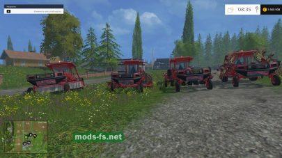 Колесный и гусеничный трактор
