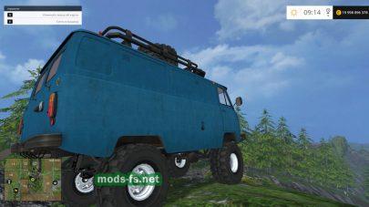 Мод УАЗ-452