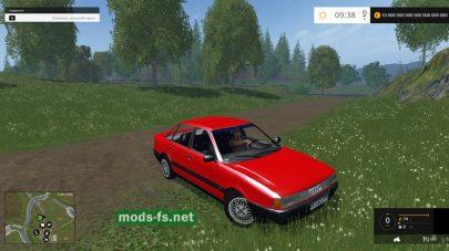 Автомобиль Audi 80