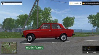 Мод ВАЗ-2106 для FS 2015