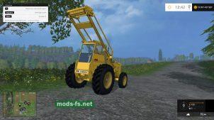 Мод погрузчика для Farming Simulator 2015