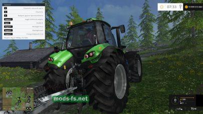 Deutz Fahr TTV Agrotron 9340