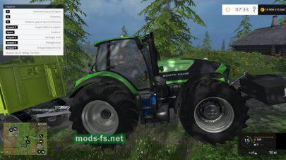 Трактор Deutz Fahr TTV Agrotron 9340