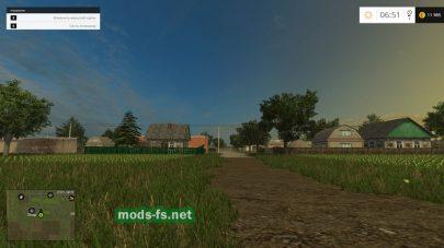 Карта «Орлово v1.0»: красивая деревня